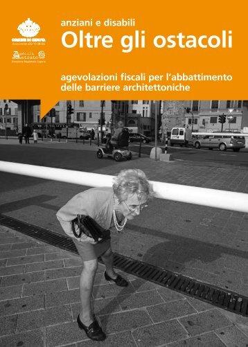 """Guida """"Oltre gli ostacoli"""" - Liguria - Agenzia delle Entrate"""