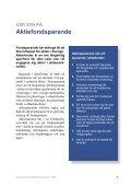 Aktiespararnas idépolitiska program - Page 5