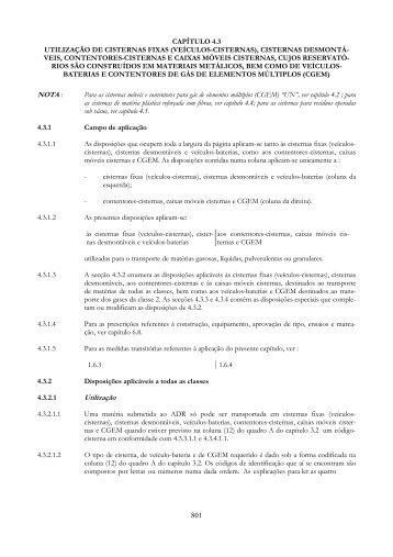 NOTA : Utilização - Imtt