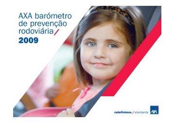 Plano de Prevenção Rodoviária - Imtt