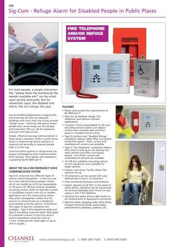 Ctec Disabled Refuge System Pdf Amsec