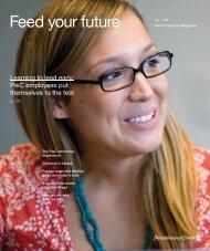 Feed your future - PwC