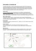 arolan metsärinne - Orimattilan Kaupunki - Page 2