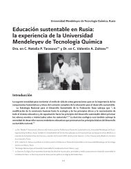 Educación sustentable en Rusia - Earth Charter Initiative
