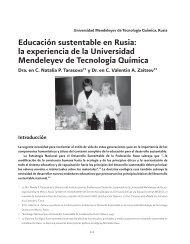 Educación sustentable en Rusia - Earth Charter Initiative