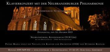 10.10.2013 Neubrandenburg
