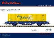 NOVEDADES - Railwaymania.com