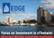Edge Newsletter Issue 5 2013.pdf - Durban