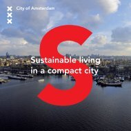 Sustainable living in a compact city