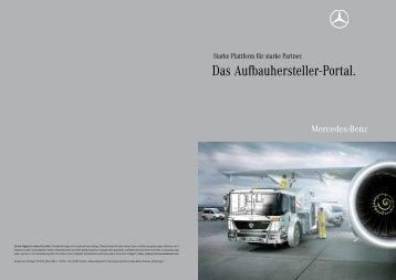 Das Aufbauhersteller-Portal. - Mercedes-Benz Hellas
