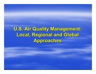 U.S. Air Quality Management: Local, Regional and ... - Irr-neram.ca