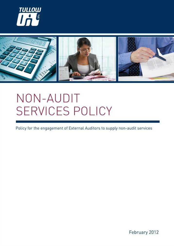 non audit services Non-audit services and audit quality auditing aims to ensure the credibility of the financial statements according to the definition by deangelo (1981) , audit quality is the joint probability of auditors finding and reporting frauds in the financial statements.