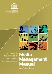 Media Management Manual - Commonwealth Broadcasting ...