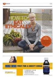 Ethical eating - Kimberly Gillan