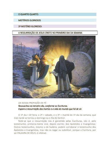 Mistérios Gloriosos - Paróquia São Rafael