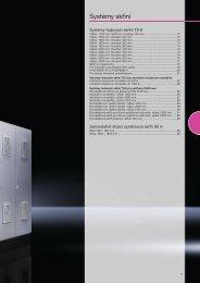 Systémy skříní - Rittal
