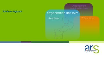 Schéma régional - ARS Languedoc-Roussillon