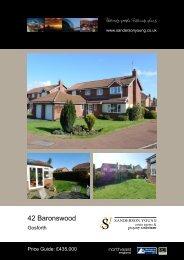 42 Baronswood - Sanderson Young