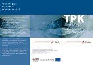 piedāvātie pakalpojumi uzņēmējiem - LIAA