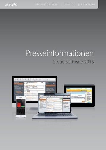 WISO steuer:Mac - Buhl Replication Service GmbH