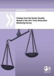 Findings from the Gender Equality Module - Isdacon | Index page