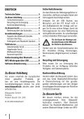Bluetooth / USB - Interface - Blaupunkt - Page 4