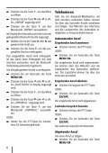 Bluetooth / USB - Interface - Blaupunkt - Page 6