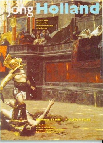 Gerome and Quo vadis. Picturale invloeden in de film - Ivo Blom