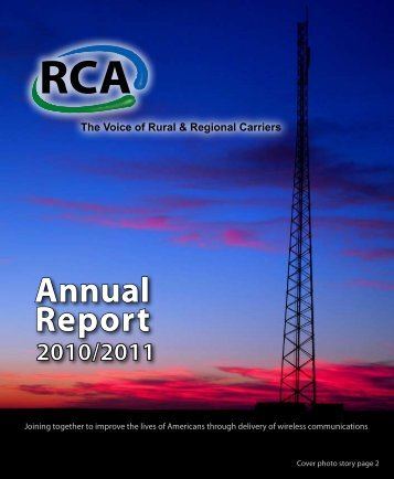 Annual Report - Competitive Carriers Association