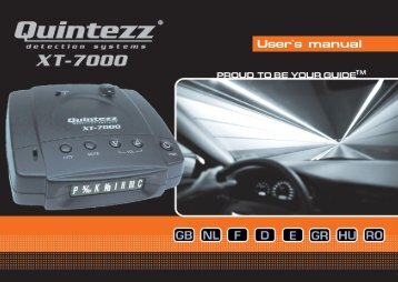 XT-7000 manual GB - Quintezz