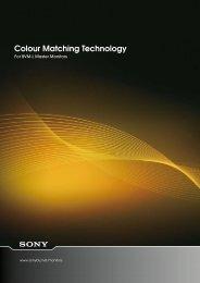 Colour Matching Technology
