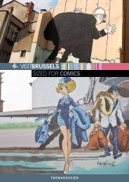 sized for ComiCs - VisitBrussels