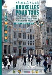 Le guide « Bruxelles pour tous - Bruxelles Mobilité - Région de ...