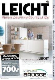 Küche Brügge - Sonderaktion