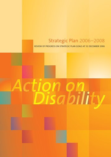 Strategic Plan Review - Enable Ireland