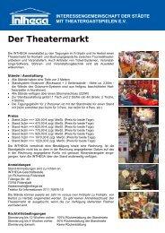Der Theatermarkt - Inthega