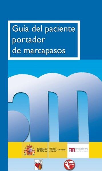 Guía del Paciente Portador de Marcapasos - Agencia Española de ...