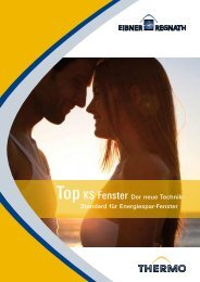 Thermo Top KS Fenster - Eibner & Regnath