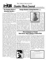 Volume 10 No.3 - Cobbett Association