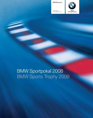 BMW Motorsport - ADAC Procar