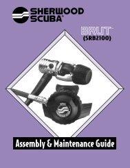2001 Brutª (SRB2100) Catalog - DiveSafety