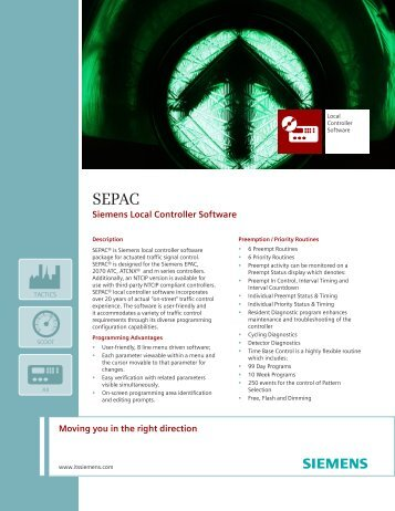 siemens sepac - Interprovincial Traffic Services