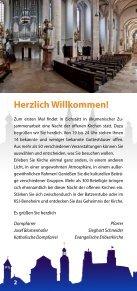 Programm der 1. Nacht der offenen Kirchen am 23. Mai 2014 in Eichstätt - Page 2