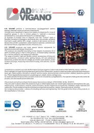 UNI EN ISO 9001 - A.D. Viganò