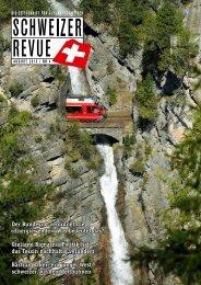 Der Bundesrat verordnet die «Energiewende ... - Schweizer Revue