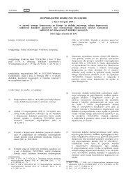 ROZPORZĄDZENIE KOMISJI (WE) NR 1810/2005 z dnia ... - EUR-Lex