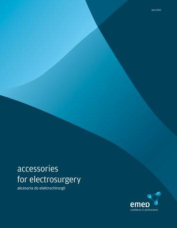 accessories for electrosurgery - OneMed