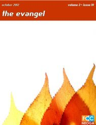 the evangel - fccneoga.org