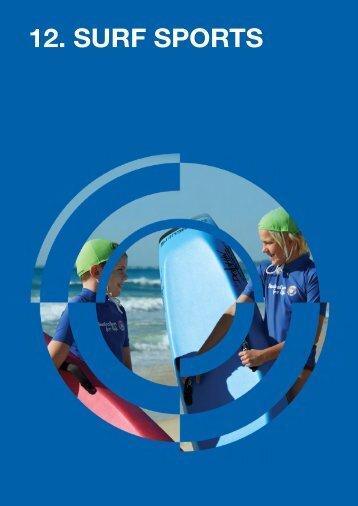 12.0 Surf Sports - Surf Life Saving NSW