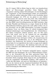 Heinz Jung - Wolfgang Fritz Haug